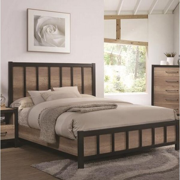 Thedford Standard Bed by Union Rustic