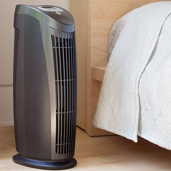 Tower Room HEPA Air Purifier by Alen