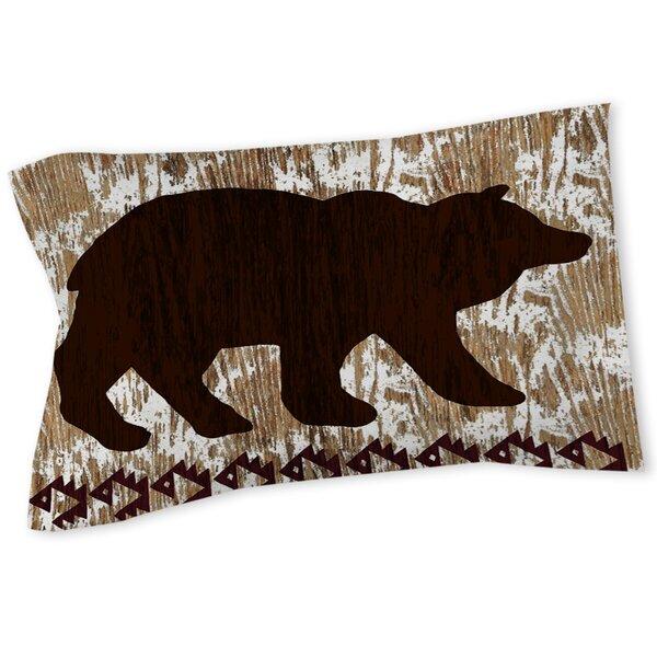 Wilderness Bear Sham by Manual Woodworkers & Weavers