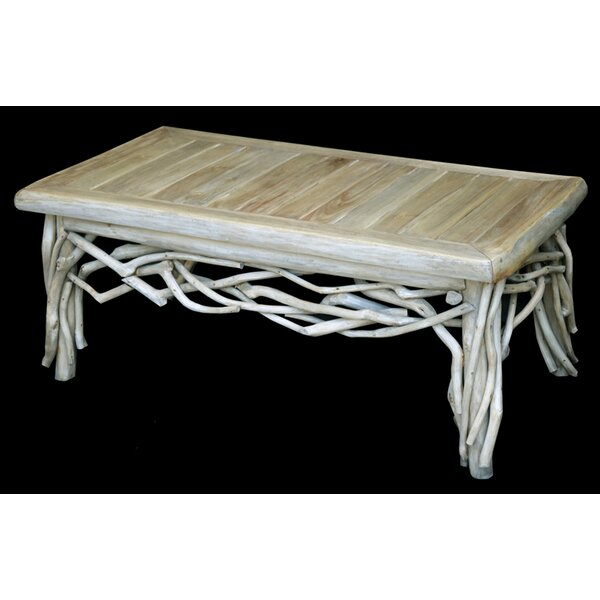 Emmy Coffee Table By Rosecliff Heights