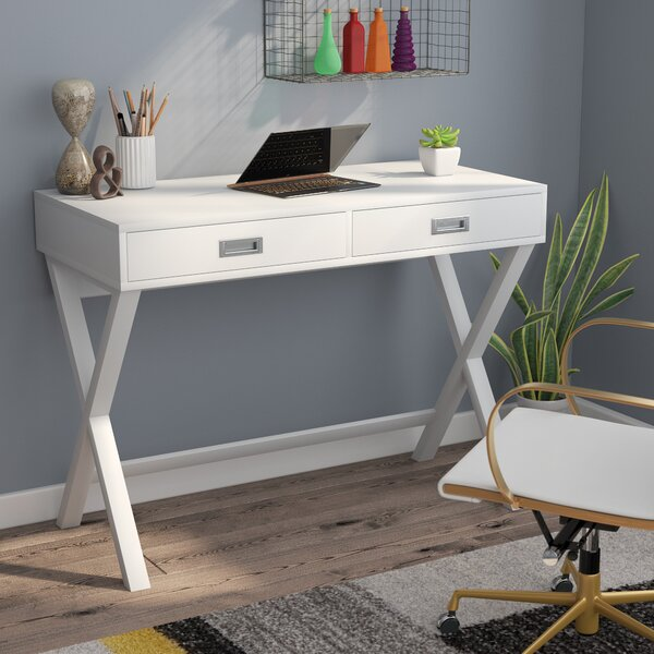 Bequette Writing Desk by Mercury Row
