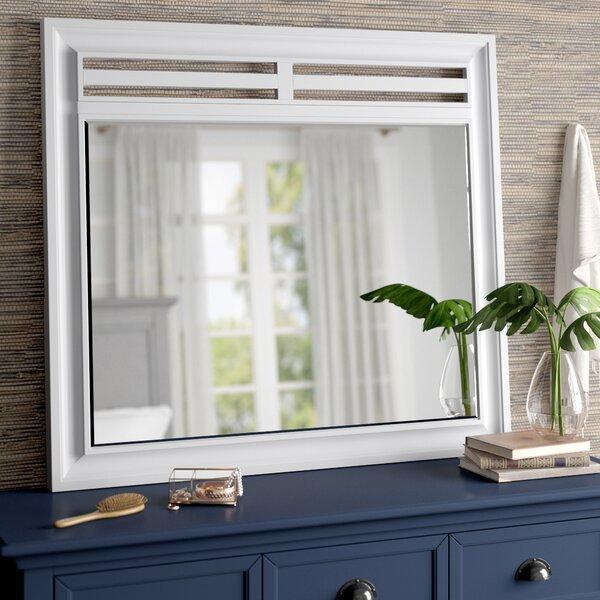 Rectangular Dresser Mirror by Beachcrest Home