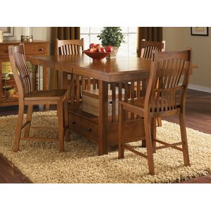 Corwin Pub Table Set by Loon Peak