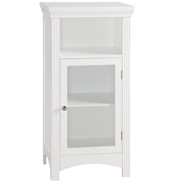 Chestnut Floor 16 W x 32 H Cabinet by Elegant Home Fashions