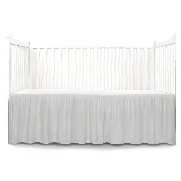 Dust Ruffle Crib Skirt by Tadpoles