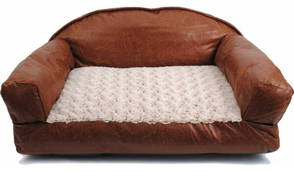 Heyward Dog Sofa Bed by Tucker Murphy Pet