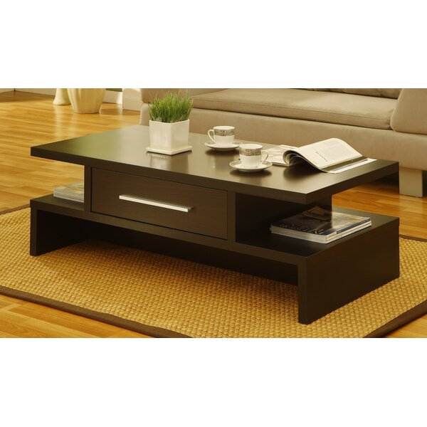 Parina Coffee Table With Storage By Ebern Designs