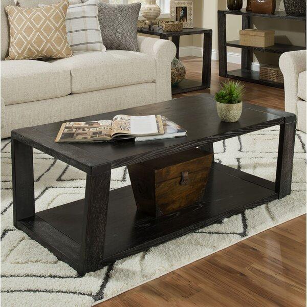 Joyner Rectangular Coffee Table By Loon Peak