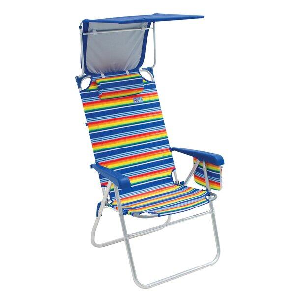 Brimfield Folding Beach Chair by Freeport Park Freeport Park