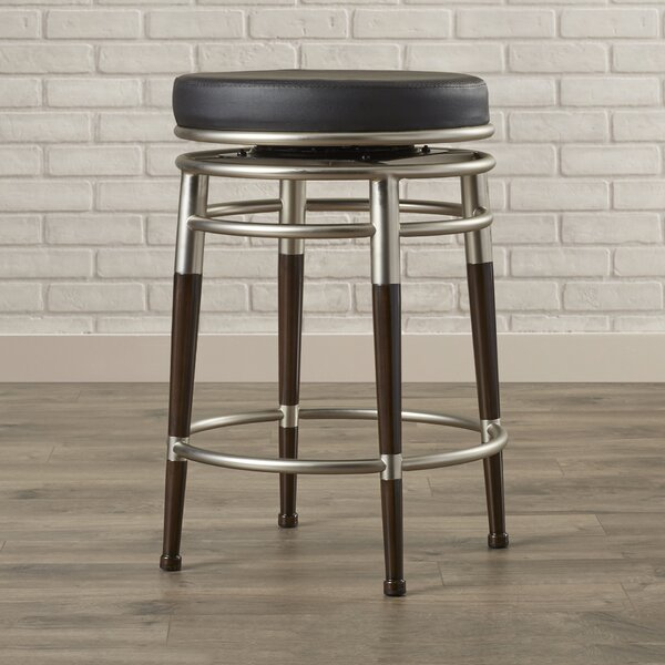 Lossett 26 Swivel Bar Stool by Brayden Studio