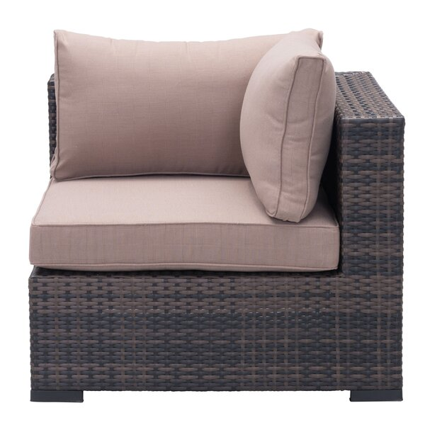Brooker Chair with Cushions by Brayden Studio