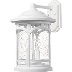 Compare Sheppard 3-Light Outdoor Wall Lantern By Longshore Tides