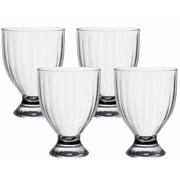 Artesano Wine 13 oz. Crystal Every Day Glass (Set of 4) by Villeroy & Boch