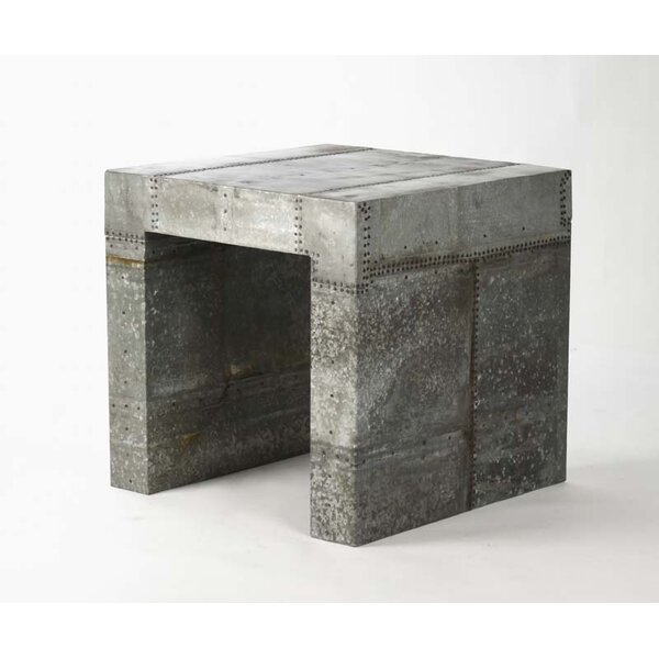 Bronson End Table by Zentique