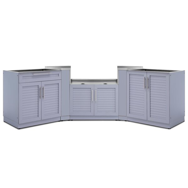 @ Kitchen 5 Piece Outdoor Bar Center Set by NewAge Products| #$3,049.99!