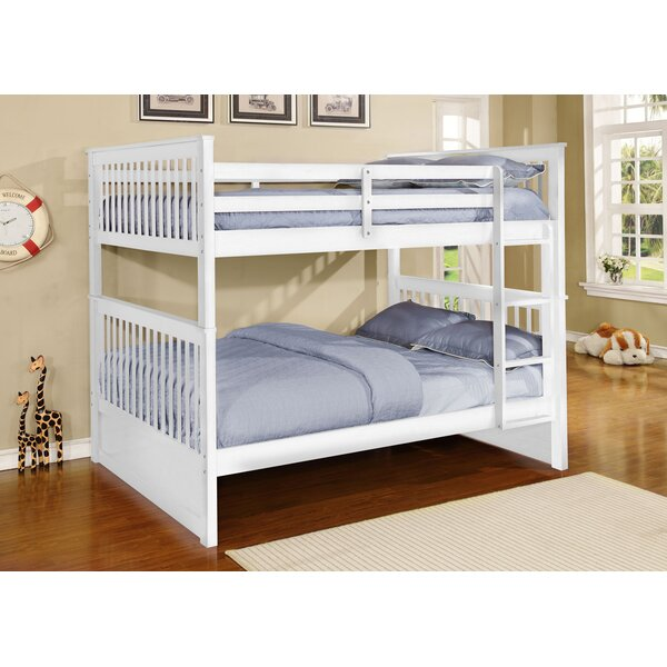 Teressa Full over Full Bunk Bed by Harriet Bee