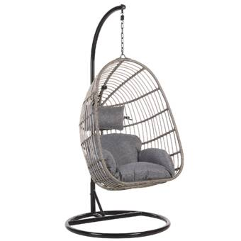 Suntime Cocoon Hanging Chair With Stand Wayfair Co Uk