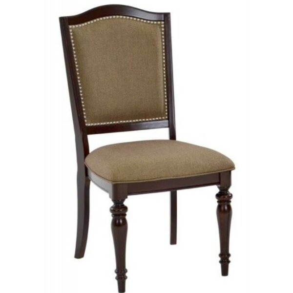 Jocelynn Upholstered Dining Chair (Set of 2) by Darby Home Co