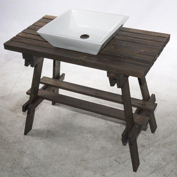Bragdon 35 Single Bathroom Vanity Set