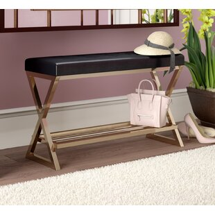 Online Reviews Karsyn Faux Leather Storage Bench By Willa Arlo Interiors