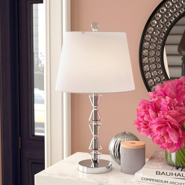 Masha 21 Table Lamp (Set of 2) by Willa Arlo Interiors