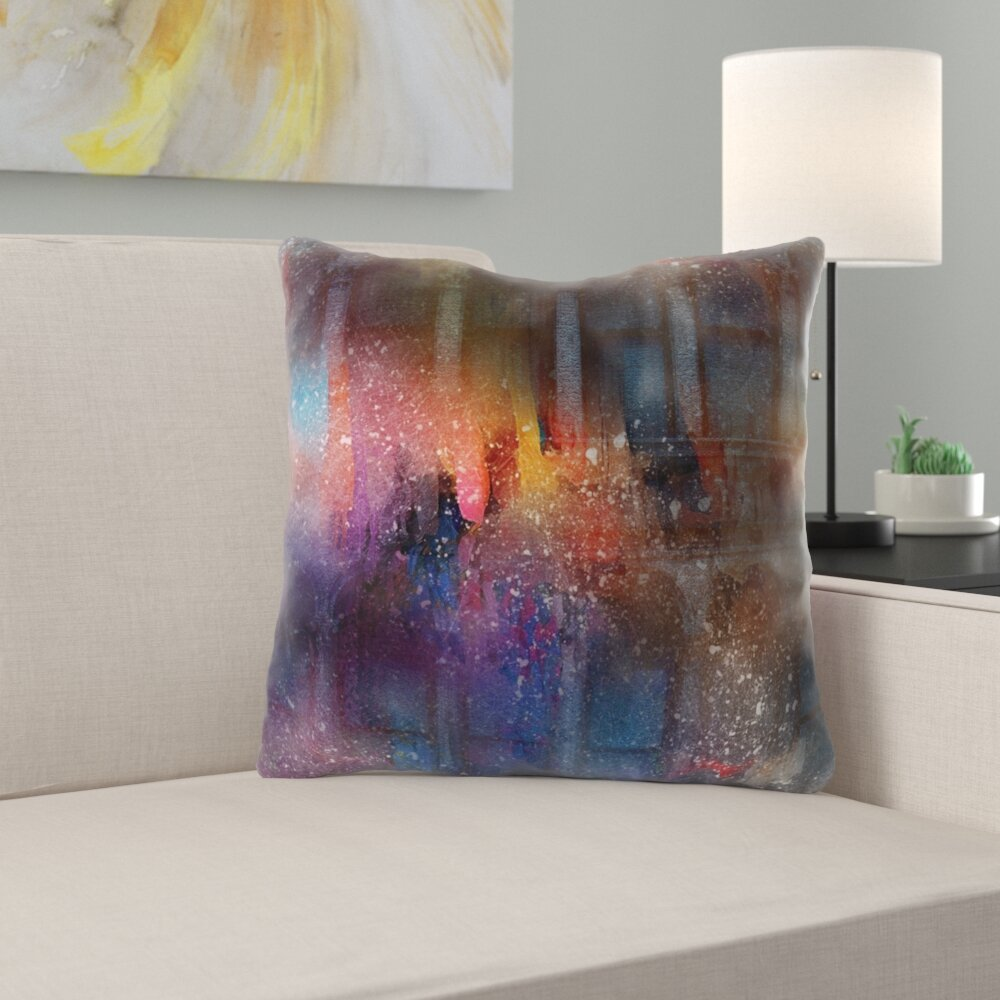Purple Synthetic Outdoor Pillows You Ll Love In 2021 Wayfair