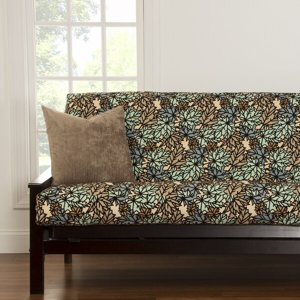 Talia Box Cushion Futon Slipcover by Brayden Studio