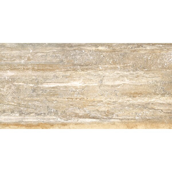 Vstone 19 x 38 Porcelain Field Tile in Amber Matte by Tesoro