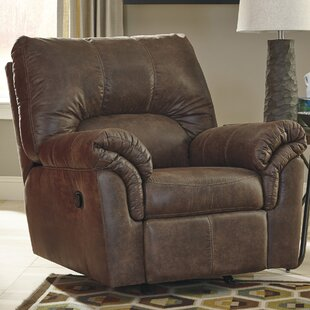 Baltierra Manual Rocker Recliner Red Barrel Studio