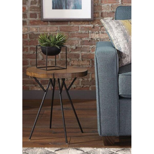 Kinzie End Table by Brayden Studio