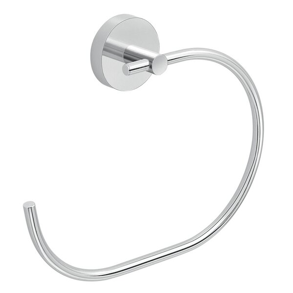 Eros Wall Mounted Towel Ring by Gedy by Nameeks