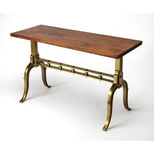 Neysa Industrial Chic Console Table By Darby Home Co