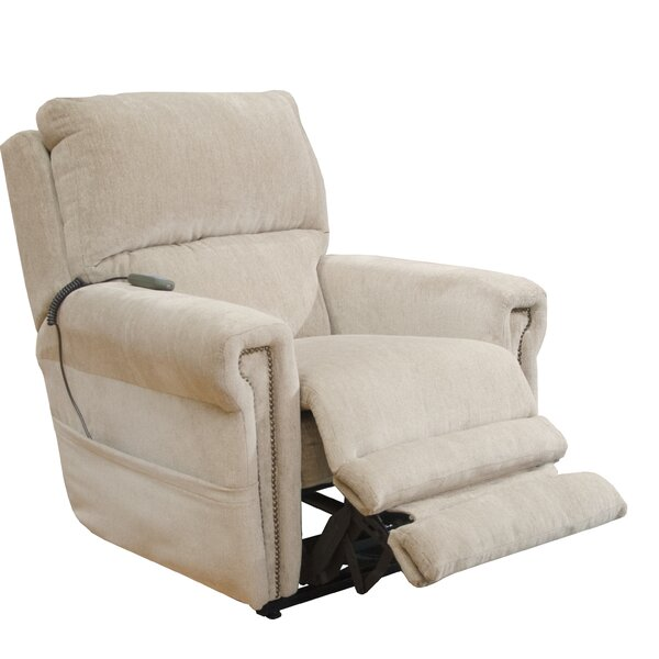 Warner Power Recliner by Catnapper