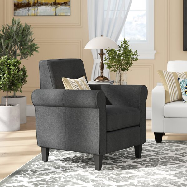Hackler Armchair by Charlton Home