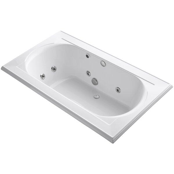 Memoirs 72 x 42 Whirpool Bathtub by Kohler