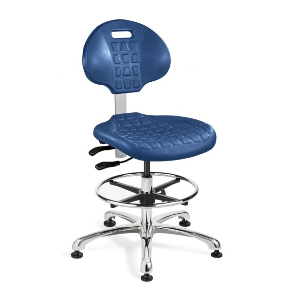 Everlast Ergonomic Drafting Chair by BEVCO