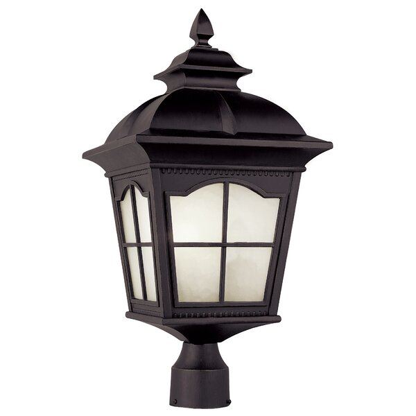 Freeborn Outdoor 3-Light Lantern Head by Darby Home Co