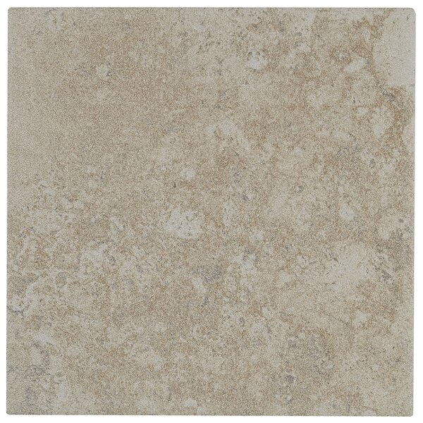Remington 6 x 6 Ceramic Field Tile in Alabaster Sands by Itona Tile