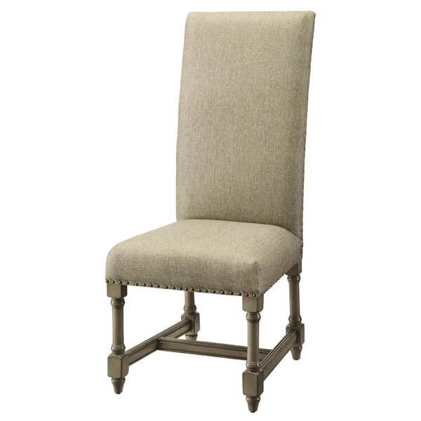 Baroque Upholstered Dining Chair by Crestview Collection