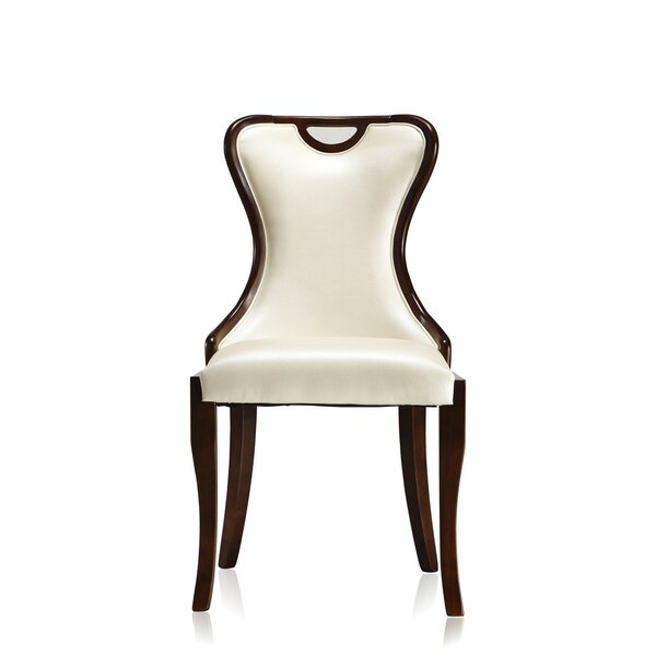 Cateline Upholstered Dining Chair (Set of 2) by Red Barrel Studio