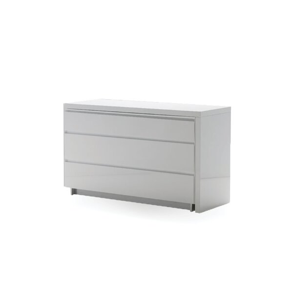 New Design Savvy Extension 3 Drawer Dresser By Mobital Cheap