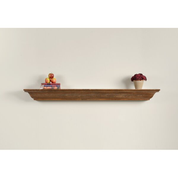 Maddington Fireplace Mantel Shelf by Charlton Home