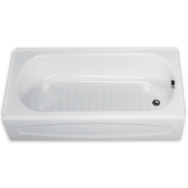 New Salem 60 x 30 Alcove Soaking Bathtub by Americ