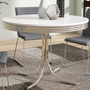 Merveilleux Kewei Retro Dining Table