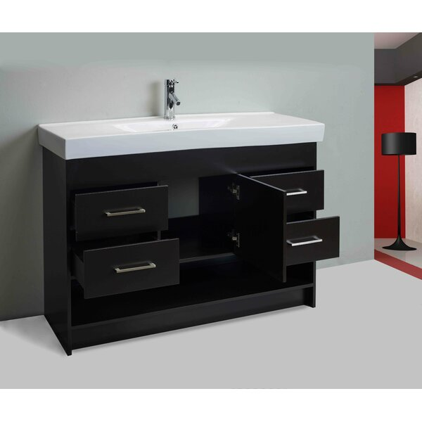 Nimesh Modern 48 Single Bathroom Vanity Set by Orren Ellis