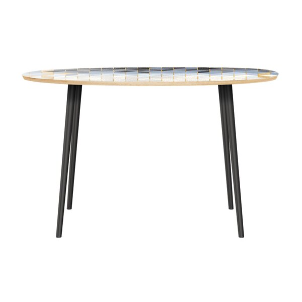 Corinth Dining Table by Bungalow Rose
