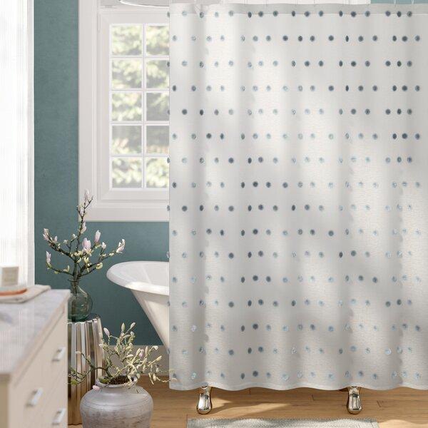 Cooper Shower Curtain by Willa Arlo Interiors