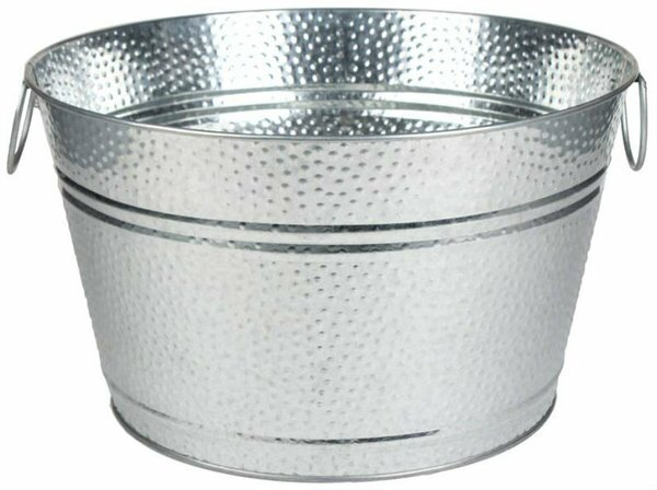 Creevery Galvanized Round Beverage Tub by Gracie Oaks