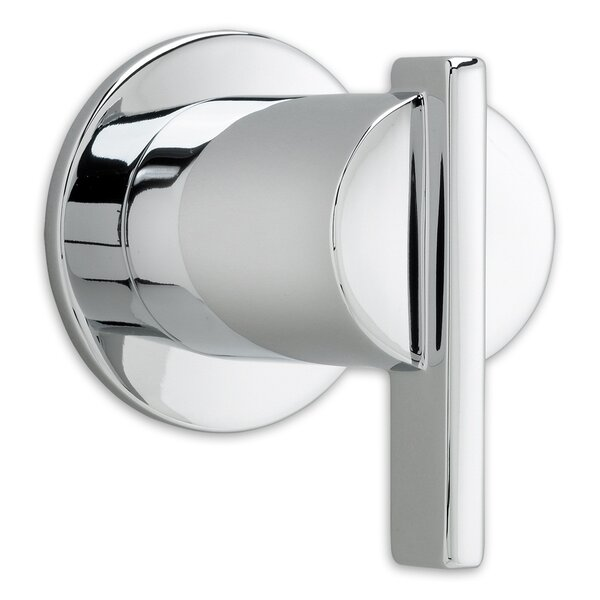 Berwick On/Off Volume Control Shower Faucet Trim with Lever Handle by American Standard