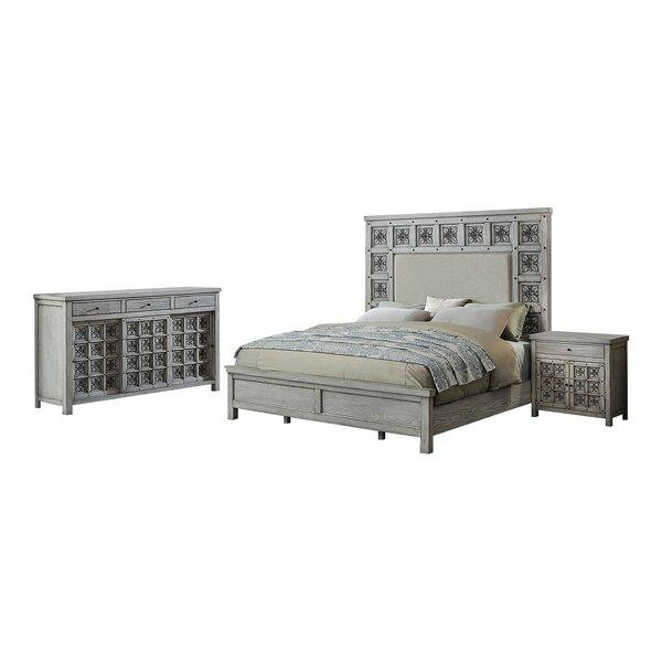 Cali Standard Configurable Bedroom Set by Rosdorf Park